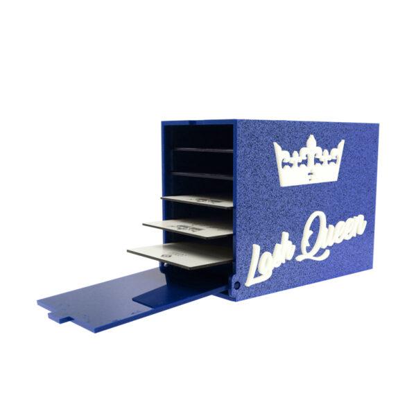 Lash Box - niebieski 2